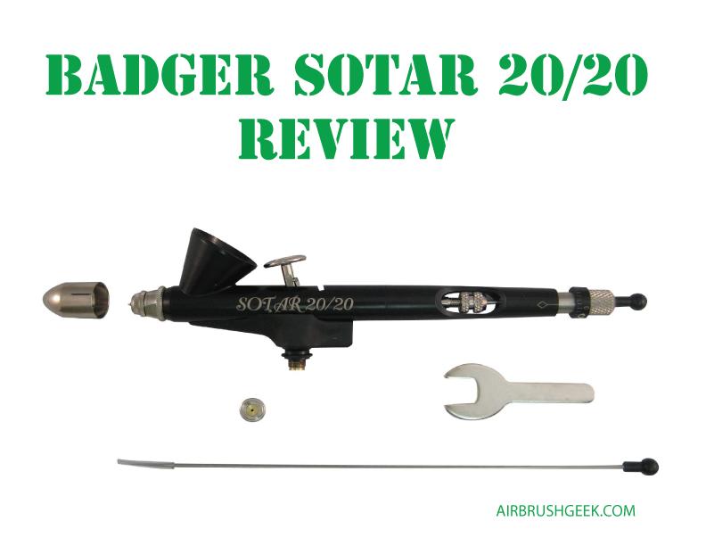 Badger-SOTAR-20/20-REVIEW