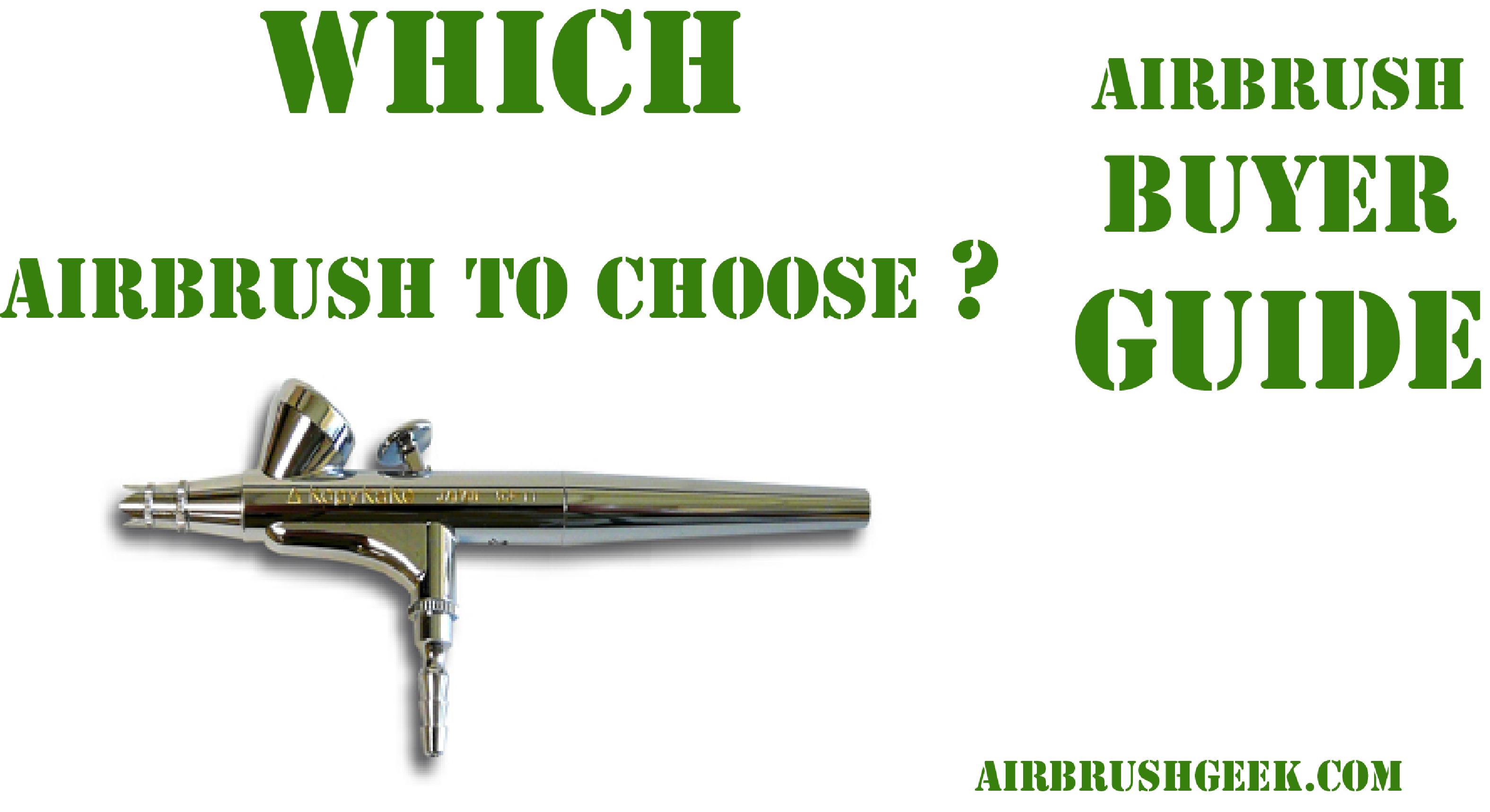 best airbrush for beginners