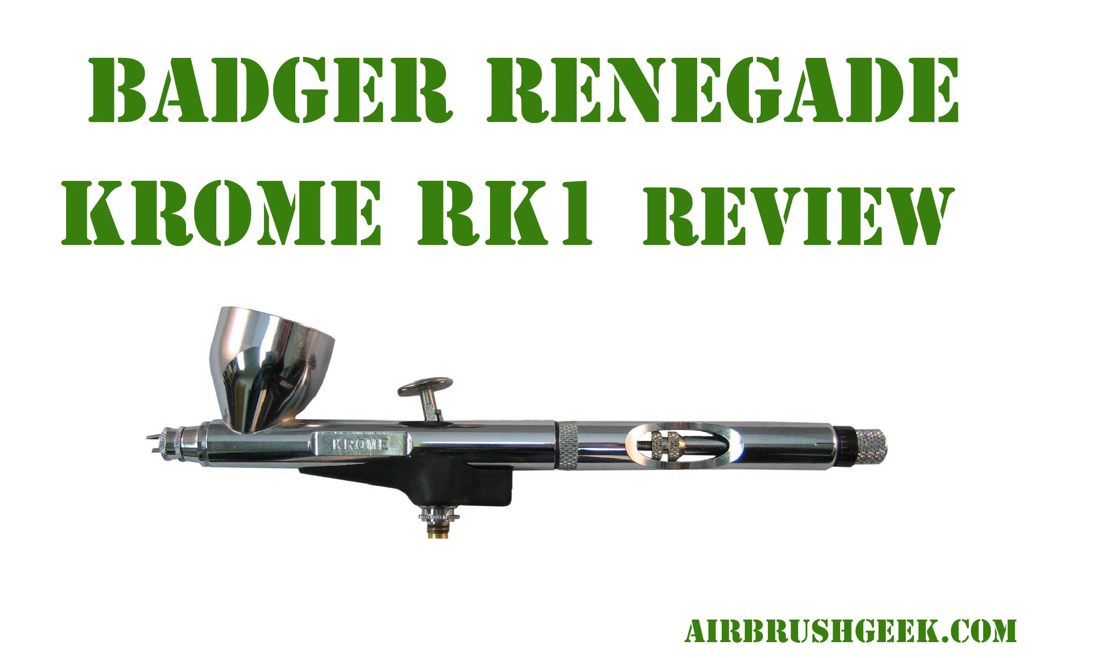 Badger Renegade Krome RK1