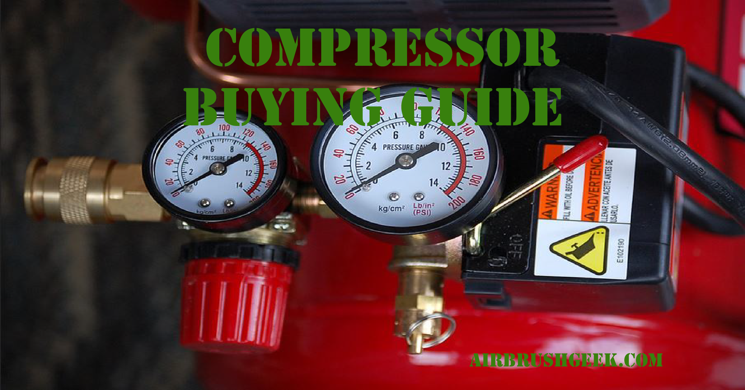 Compressor Buying Guide